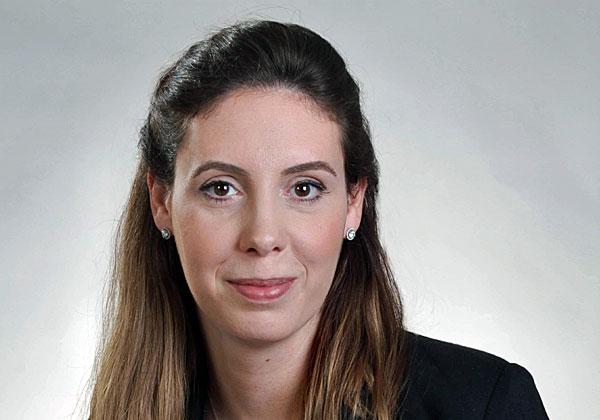 """מורן קרקינובסקי כהן, מנהלת תפעול ואיכות בגלובל דטה סנטר. צילום: יח""""צ"""