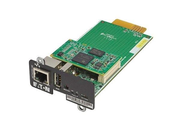 Gigabit Network M2 - כרטיס הרשת הראשון שעומד בתקני UL המחמירים לאבטחת סייבר. איטון