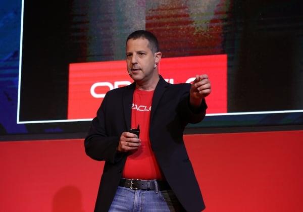 אסף סובול, מנהל פיתוח עסקי, אורקל ישראל. צילום: עזרא לוי
