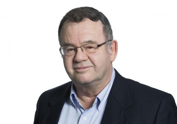 """צבי ברונר, סמנכ""""ל טכנולוגיות בקבוצת מלם תים.צילום: רז רוגובסקי"""