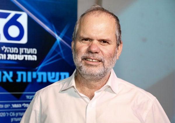 """רונן זרצקי, מנכ""""ל BSD-IT. צילום: ניב קנטור"""
