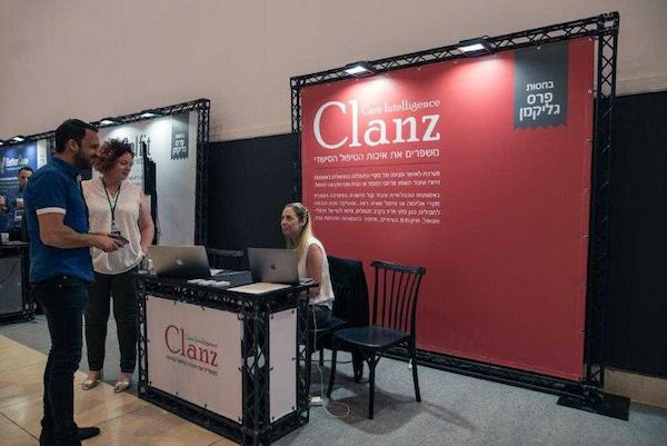 """מיזם Clanz. צילום: יח""""צ"""