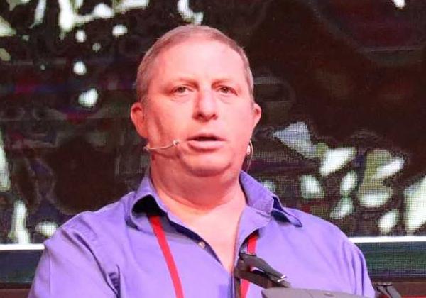אילן אהרנפלד, מנהל טכנולוגיות ראשי של AgroScout. צילום: עזרא לוי