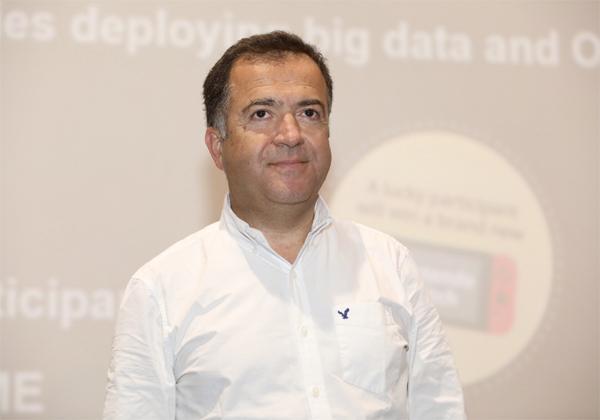 דן טולדנו, מנכ''ל רד האט ישראל, יוון וקפריסין. צילום: ניב קנטור