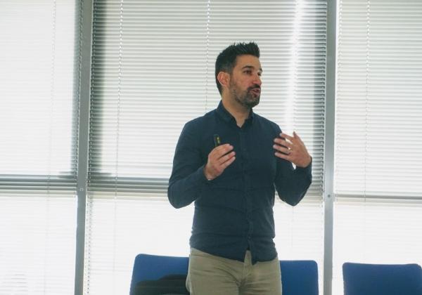 לורן באדיאלי, מנהל שיווק ערוצי IT במערב אירופה באיטון. צילום: פלי הנמר
