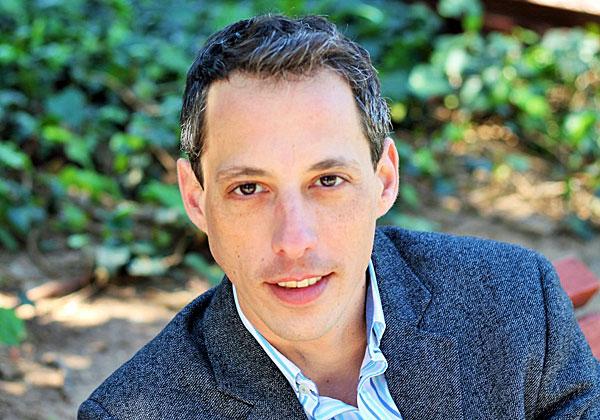 """דרור רייפר, סמנכ""""ל המכירות של iConduct. צילום: אנדרו לארה"""