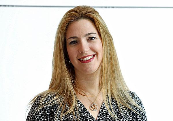 ליאור לן פרנקל, מנהלת השיווק של סאס ישראל. צילום: ניב קנטור