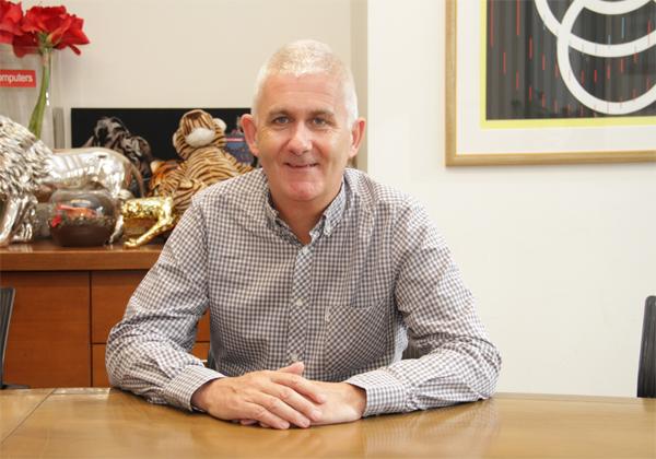 """דוני מ'קול', מנהל טכנולוגיות ב- Helpsystem. צילום: יח""""צ"""