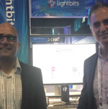 לייטביטס הישראלית הציגה ב-Dell Technology World