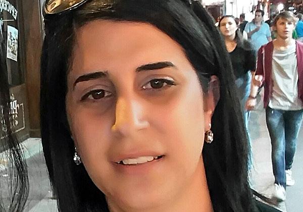 נסרין עוואד, ראשת צוות תוכנה בחטיבת ה-OMD ב-KLA. צילום: ריהאם עוואד