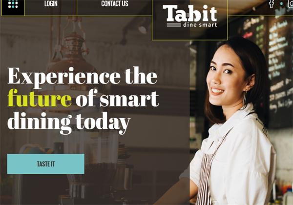 TABIT. צילום מסך
