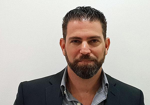 """אלון חיימוביץ', סמנכ""""ל המגזר הציבורי במיקרוסופט ישראל. צילום: אלמוג בן עזרא"""