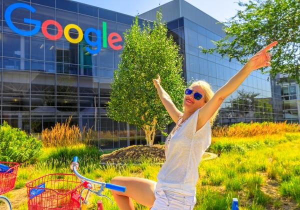 לא יגיעו למשרדים בקרוב. עובדי גוגל. צילום אילוסטרציה: BigStock