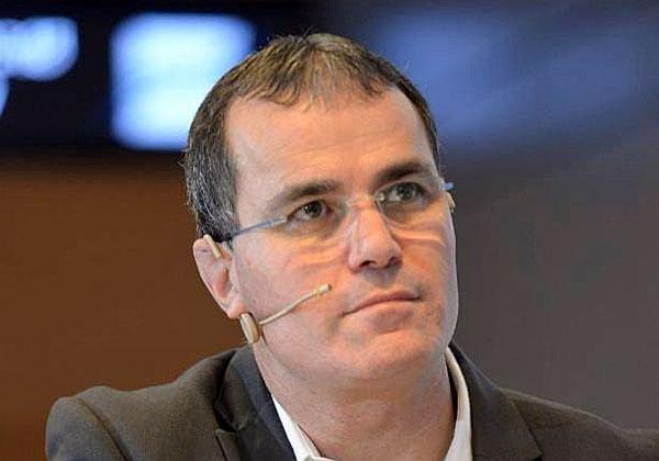 """ארז צור, יו""""ר משותף באיגוד הישראלי לתעשיות מתקדמות. צילום: יח""""צ"""