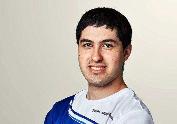 """עידו ברוש, יו""""ר העמותה לגיימינג תחרותי בישראל. צילום: CTeSA"""