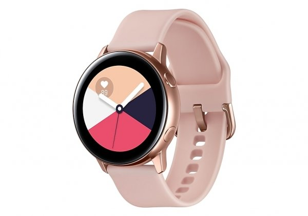 "Galaxy Watch Active. צילום: יח""צ"