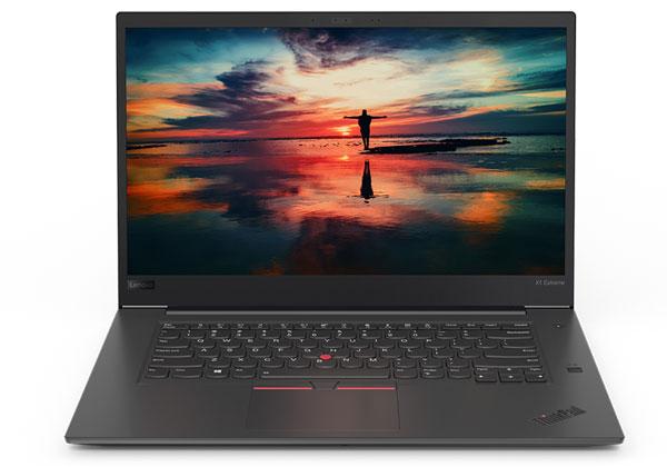 """ה-ThinkPad X1 Extreme של לנובו. צילום: יח""""צ"""