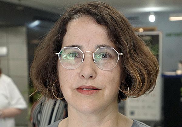 איילה מילר, ראשת תחום פיתוח הון אנושי ברשות החדשנות. צילום: עומר שפירא