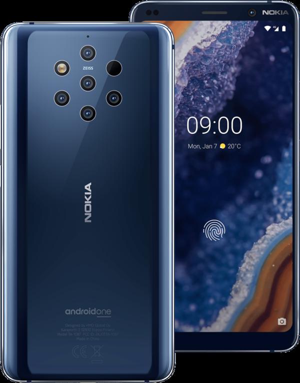 """Nokia 9. צילום: יח""""צ"""