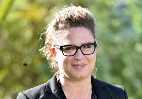 """רונית אטד, מנכ""""לית אלעד מערכות. צילום: נדב כהן יהונתן"""