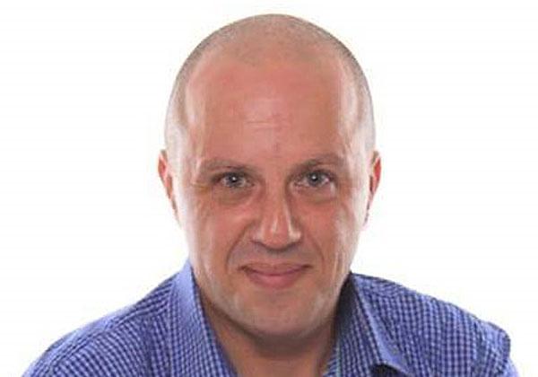 זמיר בן עקיבא, מנהל מכירות במטריקס גלובל מזרח אירופה. צילום: שגיא פלקס