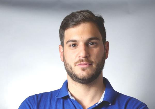 אלדר צ'יפרוט, מומחה פתרונות שרשרת אספקה בסאפ ישראל. צילום: אורן אגמי