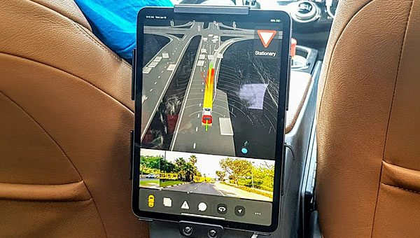 חוויית הנסיעה ברכב אוטונומי: Better Safe Than Sorry