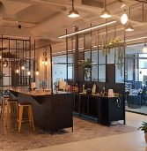 פלי הנמר במשרדים החדשים והמושקעים של קבוצת אמן – חלק ב'