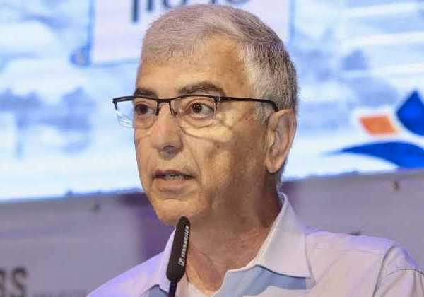 רפי אלבז, לשעבר סמנכ''ל להנדסה ותכנון ברשות שדות התעופה. צילום: ניב קנטור