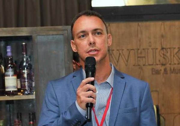 עמי אהרונוביץ, מנהל פעילות אירוספייק ישראל. צילום: עזרא לוי