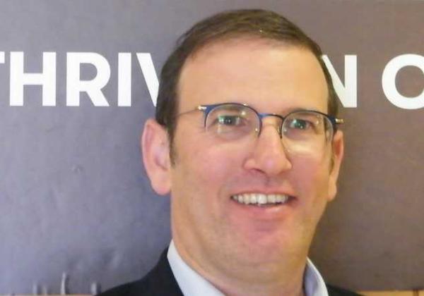 פרי פוירשטיין, מנהל מכירות למגזר הפיננסי בישראל ב-DXC. צילום: פרטי