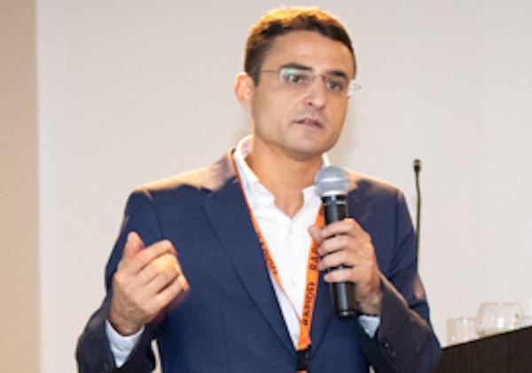 פרדריקו ואילטי, מנהל אזור דרום ומזרח אירופה ב-Rapid7. צילום: עומר קפלן