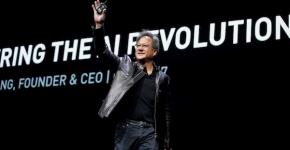 """ג'נסן הואנג, מייסד ומנכ""""ל Nvidia. צילום: יח""""צ"""