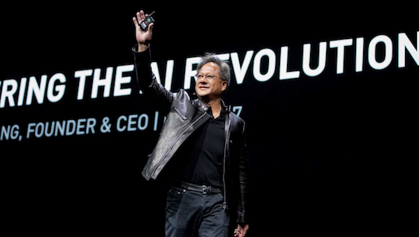 Nvidia: מחשב על חדש לפיתוח מכוניות אוטונומיות
