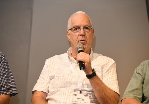 אבי שביט, ראש תחום הסייבר ברשות לחדשנות. צילום: אלעד גוטמן