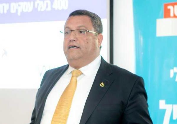 משה ליאון, ראש עיריית ירושלים. צילום: חנה טייב
