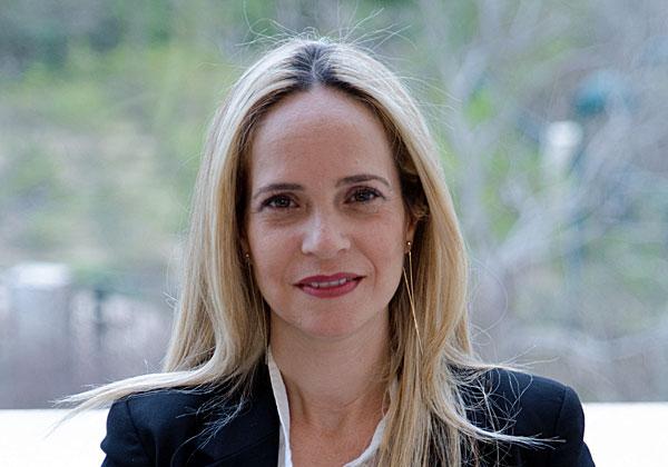 שירי בר, מנהלת הכנס של PMI ישראל ומנהלת פרויקטים בסיינה ישראל. צילום: מור אגבר