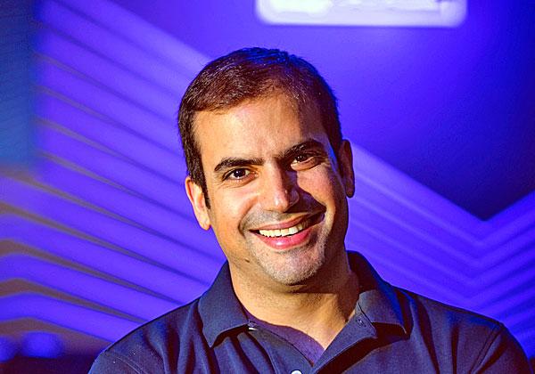 """ג'ואי שמחון, עד כה ראש מרכז המו""""פ של פייסבוק ישראל. צילום: יח""""צ"""