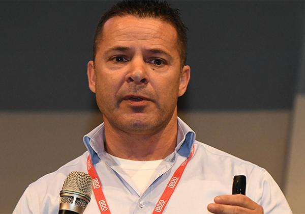 נועם הנדרוקר, מנהל פעילות סייבר בישראל ב-BDO צילום: אלעד גוטמן