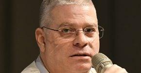 """ד""""ר הראל מנשרי, ראש תחום סייבר במכון הטכנולוגי חולון - HIT. צילום: ניב קנטור"""