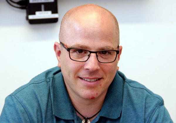 אייל שייניס, ארכיטקט פתרונות ענן ב-MedOne. צילום: יניב פאר