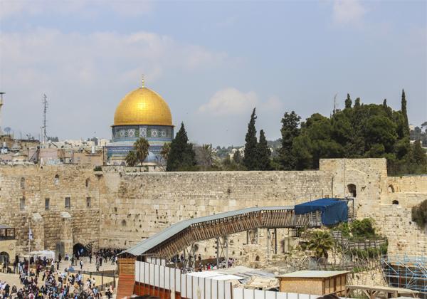 ירושלים של זהב - ושל היי-טק. צילום: BigStock