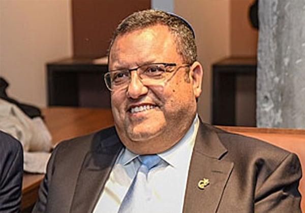 משה ליאון, ראש עיריית ירושלים. צילום: דור פיינה