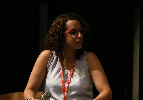 סיוון דרור, ראשת יחידת פתרונות וחדשנות סייבר ב-BDO. צילום: אלעד גוטמן.