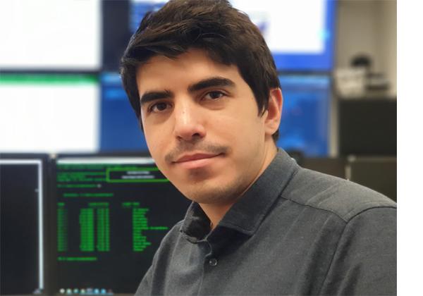 ניר סאיאס, Penetration Tester ב-BugSec. צילום עצמי