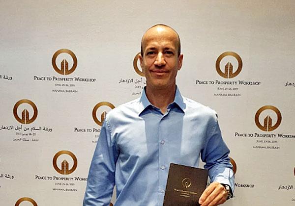 """אריק טל, מנכ""""ל נוקיה ישראל. צילום עצמי"""