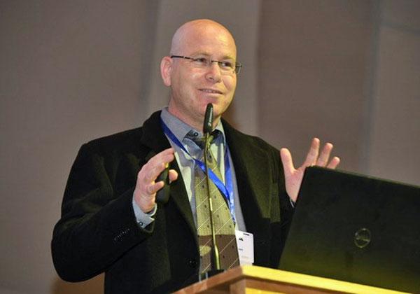 אלון עמית, נשיא ISACA ישראל. צילום: אלעד גוטמן