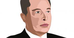 האדם השני בעושרו בעולם. אילון מאסק. איור אילוסטרציה: BigStock