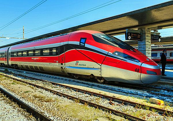 תשתיות תקשורת טובות יותר יביאו ליותר רכבות שיגיעו בזמן - כך לפחות אומרים בנוקיה. צילום אילוסטרציה: BigStock