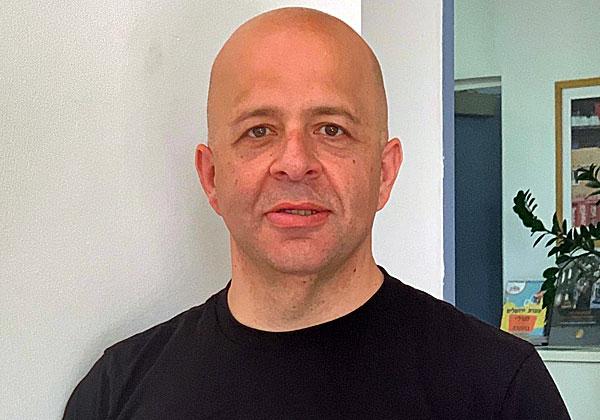 איציק עוזר, מנהל פיתוח עסקי ברשות לפיתוח ירושלים. צילום עצמי